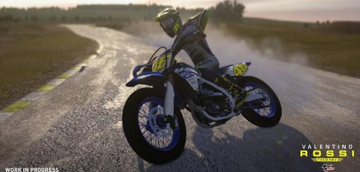 La VR|46 Riders Academy commente Valentino Rossi The Game