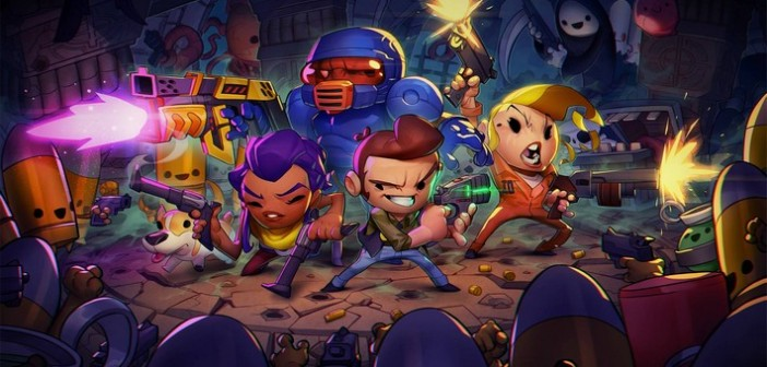 [Preview] Enter the Gungeon, pour ne plus en sortir !