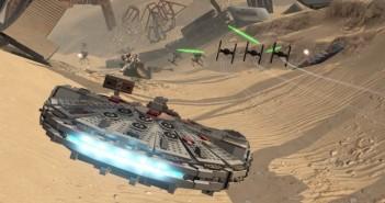 [Preview] Lego Star Wars : Le Réveil de la Force toujours plus puissante