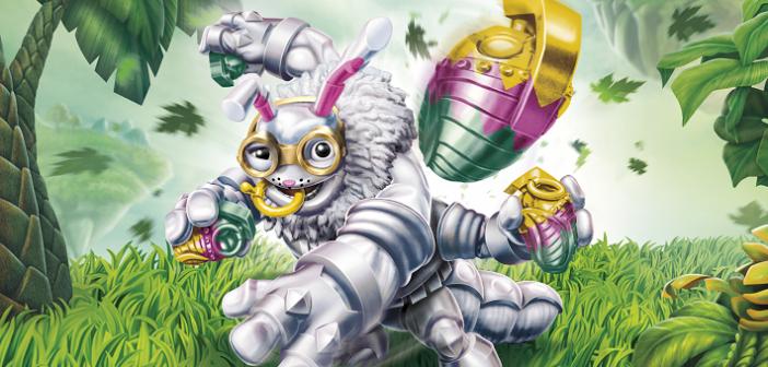 Skylanders SuperChargers fête pâques avec deux nouvelles figurines !