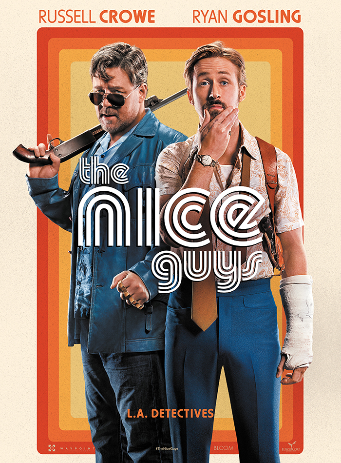 The Nice Guys reviennent dans un long trailer déjanté !