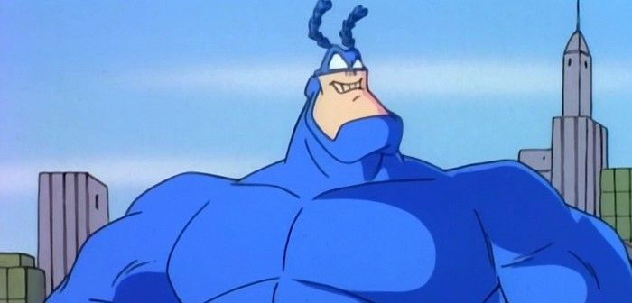 The Tick va faire son grand et bleu retour à la TV !