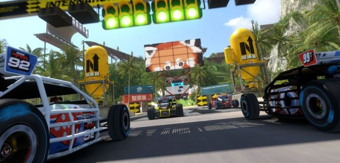 TrackMania Turbo : l'open bêta c'est maintenant !
