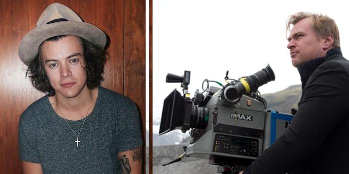 Un chanteur de One Direction devant la caméra de Nolan ?