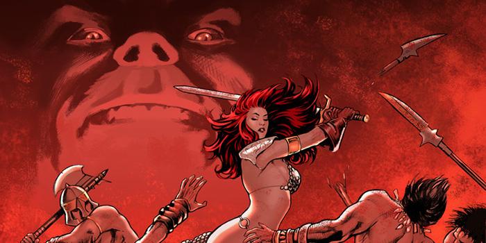 Une série Red Sonja Rated-R par Bryan Singer ?