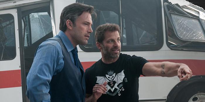 Zack Snyder dévoile ses autres projets que DC Comics !