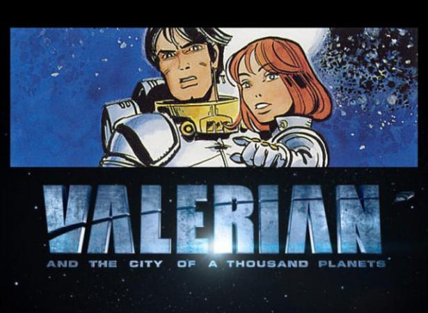 Première photo officielle de Valérian !