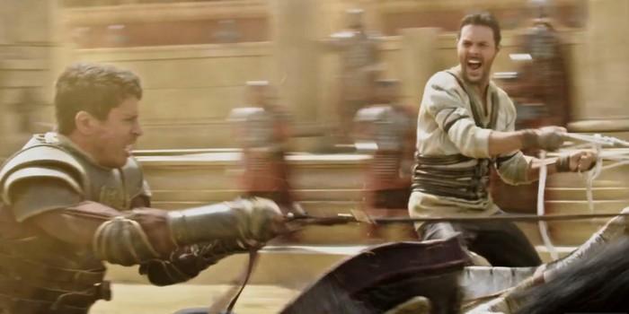 Ben-Hur : la bande-annonce avec de la course de chars dedans