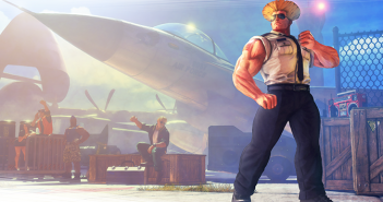Guile débarque bientôt sur Street Fighter V