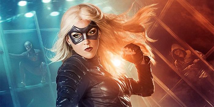 Black Canary devient Black Siren chez The Flash !