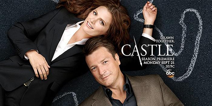 Castle gagne une saison 9 mais perd ses actrices !