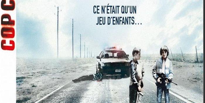 [Critique DVD] Cop Car, la sauvage île aux enfants