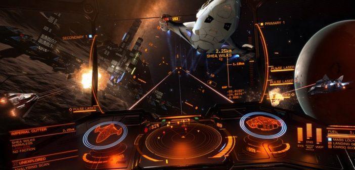 Elite Dangerous s'exportera bientôt sur Xbox One !