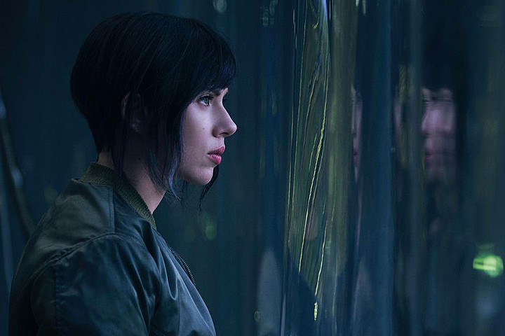 Ghost in the Shell : première image de Scarlett Johansson !