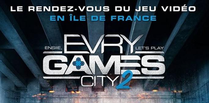 L'Evry Games City 2 c'est ce weekend dans le 91 !