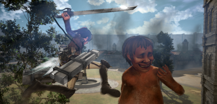 La date d'Attack of Titans : Wings of Freedom dévoilée !
