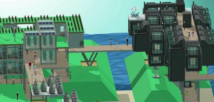 La simulation urbanistique Block'Hood rend son univers vivant !