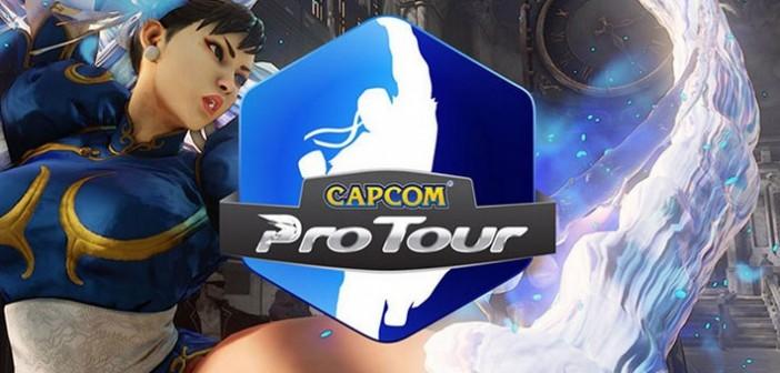 Le Capcom Pro Tour de Street Fighter V mis à jour !