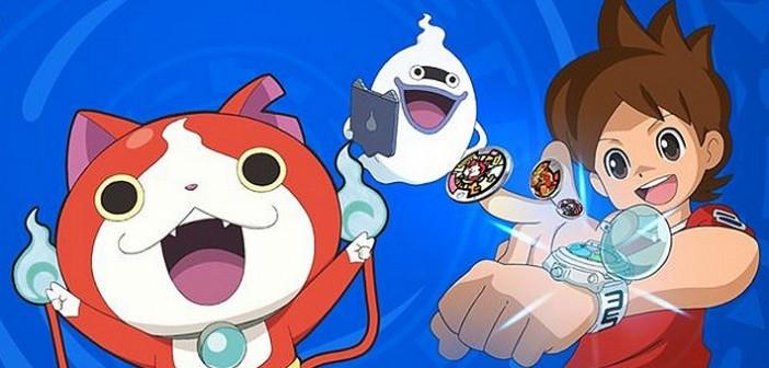 Le premier épisode de Yo-kai Watch arrive sur Boing !