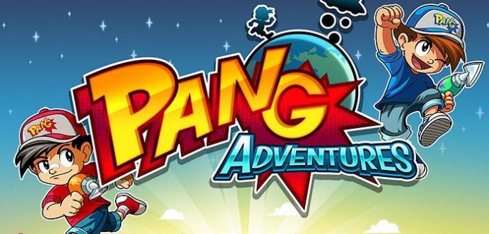Pang Adventures, série mythique des 90's revient !