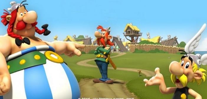 astérix Par Toutatis ! Bandai Namco et Albert René s'allient !