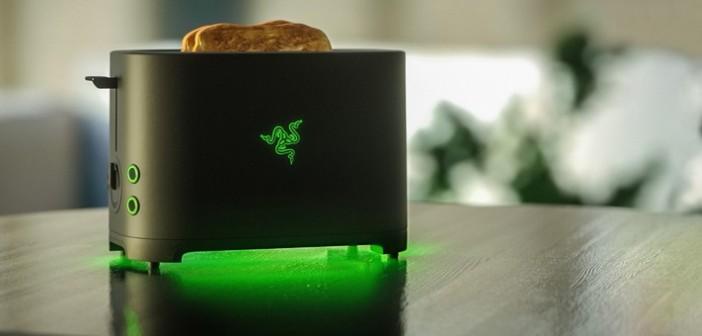 Razer gère le petit déjeuner des gamers !