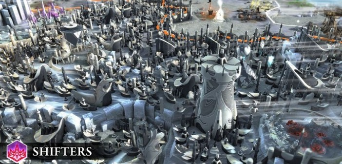 Shifters vient enrichir Endless Legend !
