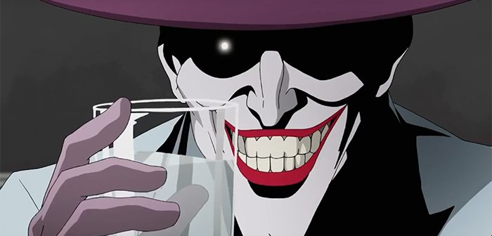 The Killing Joke : l'humour noir enfin en trailer !