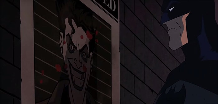 The Killing Joke : un trailer qui rigole pas !