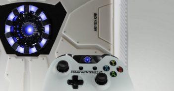 Trois Xbox One aux couleurs de Tony Stark !