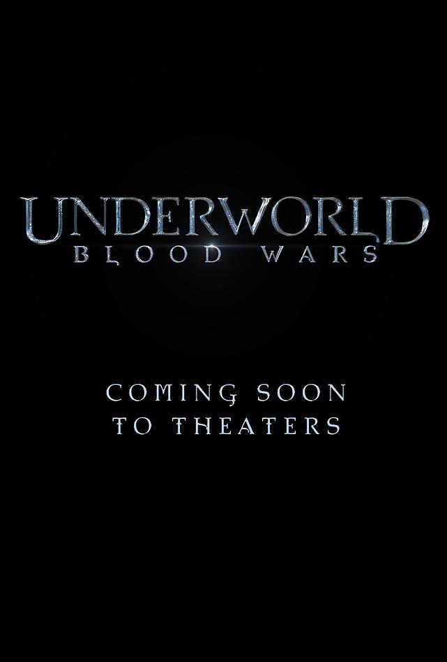 Underworld 5 : une affiche qui révèle le titre !