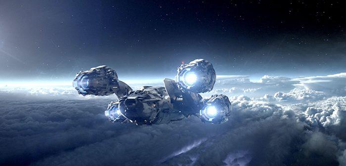 Une première image de Alien : Covenant !