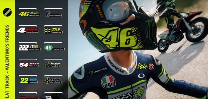 Valentino Rossi The Game dévoile le MotoRanch VR46 !
