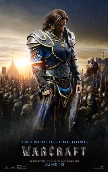 Warcraft dévoile ses posters hordeux et allianceux !