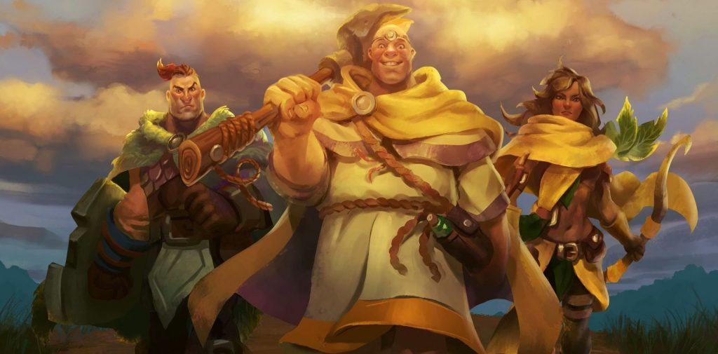 Ubisoft annonce un nouveau jeu : Champions of Anteria