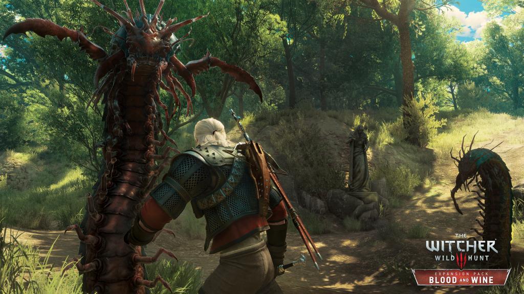 Le prochain DLC de The Witcher 3 se dévoile davantage en images !