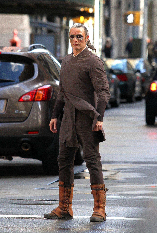 Doctor Strange Sclate New York Mads Mikkelsen Se