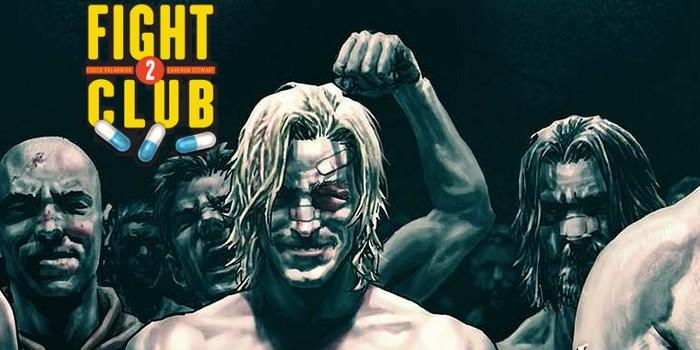 [Critique Comics] Fight Club 2 : délire halluciné et hallucinant