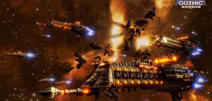 Battlefeet Gothic : Armada, un dernier trailer avant la sortie