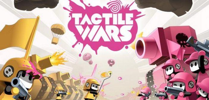 6 millions de téléchargements pour Tactile Wars et une mise à jour !