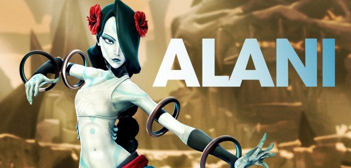 Alani, maitresse de l'eau arrive sur Battleborn