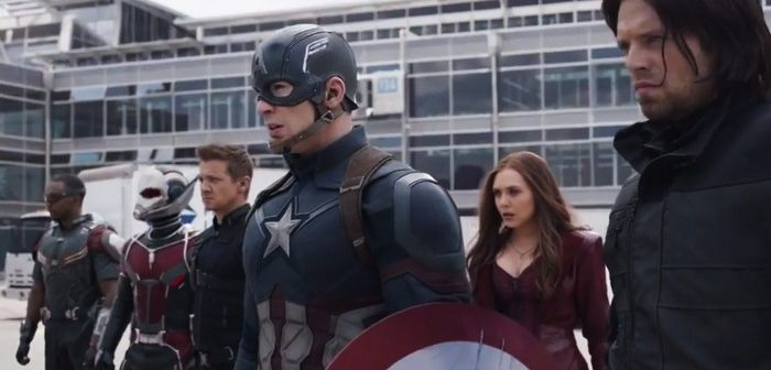 Captain America : Civil War rentre en force au Box-office US
