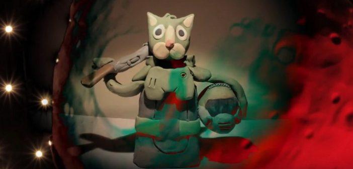 Doom : le Claycat sortant les griffes !