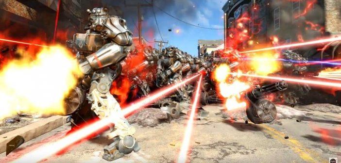 Fallout 4, 30.000 robots sinon rien !