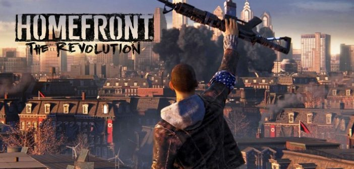 Homefront : The Revolution balance son trailer de lancement !