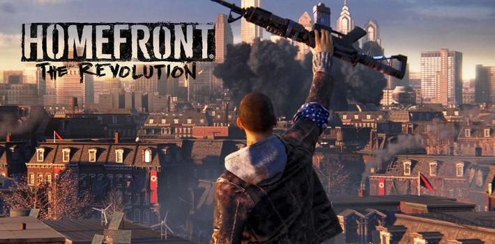 Homefront : The Revolution balance son trailer de lancement !