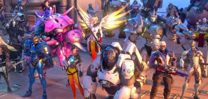 Overwatch, Blizzard et sa recette du FPS