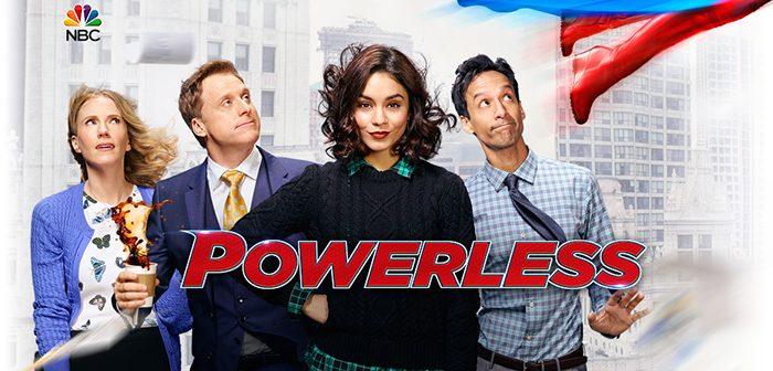 Powerless : la série comico-super-héroïque se dévoile !