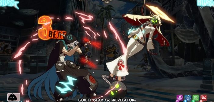 [Preview] Guilty Gear Xrd - Revelator