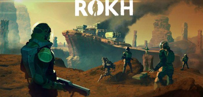 [Preview] Rokh, un jeu chaud sur Mars !